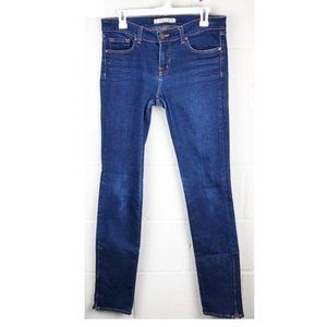 J Brand The Deal 9612 Zipper Ankle Jeans